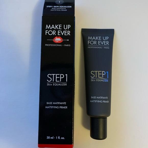Makeup Forever Other - Makeup Forever: Step 1, #1 Mattifying Primer